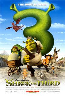 Shrek 3 (Shrek tercero) (Shrek the third) (2007) Español Latino