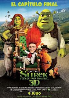 Shrek 4 (Shrek: Felices para siempre) (Shrek forever after) (2010) Español Latino
