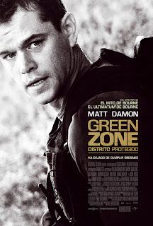 Green Zone (La ciudad de las tormentas) (Distrito protegido) (2010) Español Latino