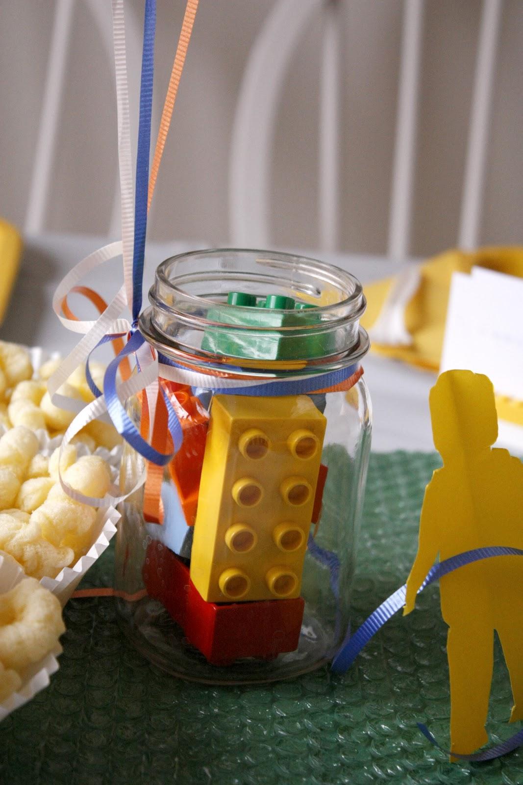 Birthday party brainstorms lego ideas