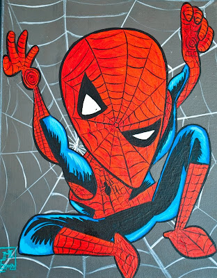 pintura_spiderman_picasso