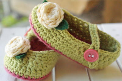 How to Knit Mary Jane Slippers | eHow.com