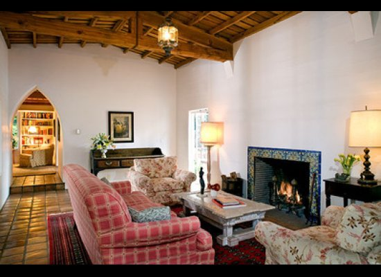 Indulgences and whims marlyn monroe 39 s home - How do you say living room in spanish ...
