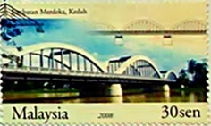 Jambatan Merdeka, Kedah