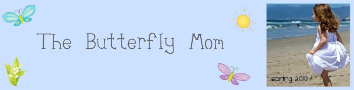 The Butterfly Mom