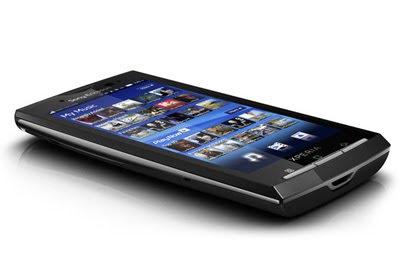 Sony xperia x10 โทรศัพท์ android