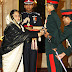 President Pratibha Patil conferred honorary rank of General to CoAS Nepal