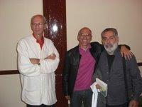 El escritor Rafael Franquelo se incorpora a Aran Canarias. Coordinara las actividades culturales.