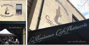 la renaissance patisserie