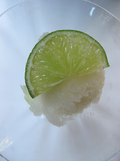 icy mojito version