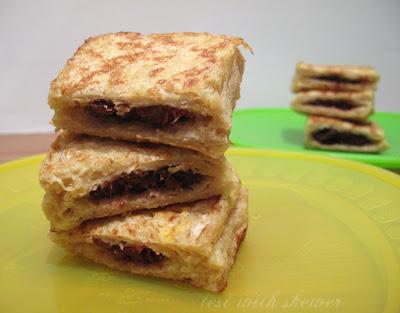 stuffed frencg toast