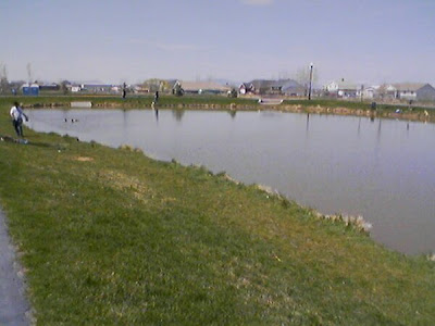 Utah Fly Fishing Tips And Photos Guide Services Municipal Ponds Utah Part Ii