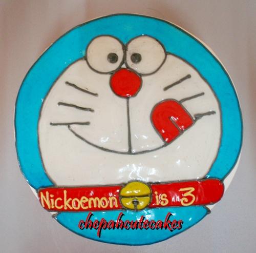Cake Design Doraemon : Doraemon Cake Pics