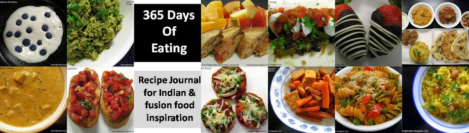 365 days of Eating