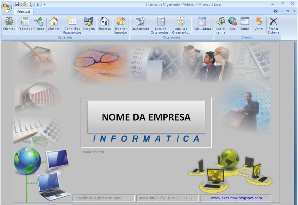 desenvolvendo software com visual basic no excel