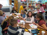 Mr. Parker's Fifth Grade Class