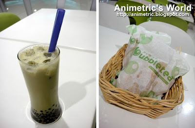 Royal Milk Tea and Tokyo Side Treats at Bubble Tea