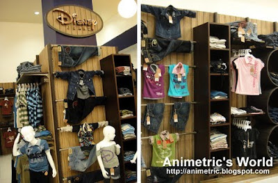 Disney Jeans at Dash of Fun