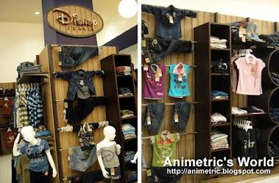 Disney Jeans at Dash of Fun