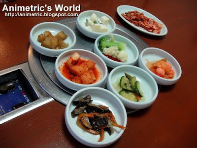 Dong Won Garden Korean Restaurant Review