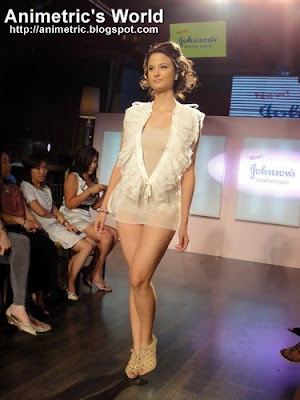Martina top from Bayo and Johnson's Body Care's Soft Look Collection