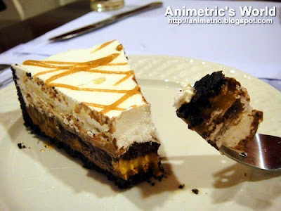 Banana Toffee Pie at Kitchen's Best Home Patisserie