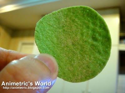 Pringles Seaweed Chip
