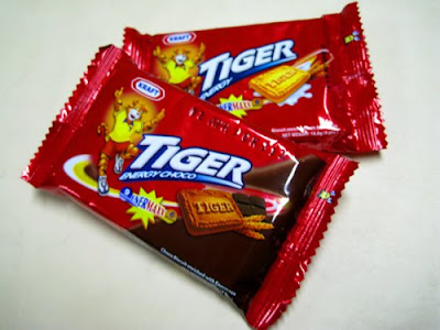 Kraft Tiger Energy Biscuits