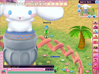 Animetric exploring Sanrio World on Hello Kitty Online HKO Philippines