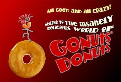 Gonuts Donuts Godoe