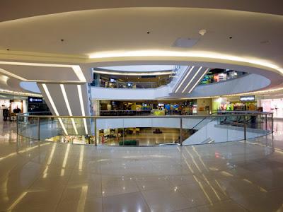 Mega Atrium at SM Megamall