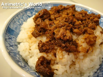Braised Pork Rice at Feng Wei Wee