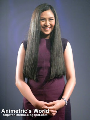 Sarah Geronimo at the Sunsilk Co-Creations Launch