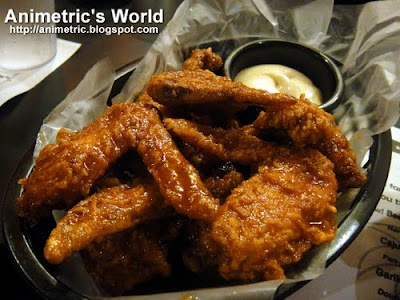 Buffalo Wings at Flaming Wings, Katipunan