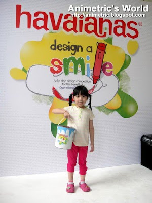 Havaianas Design a Smile