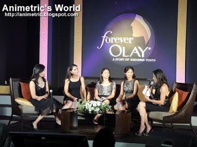 Olay Ageless Event at Manila Peninsula