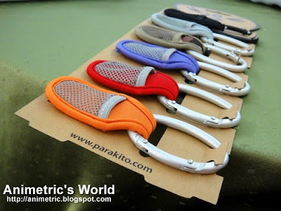 Para Kito anti-mosquito belt clips