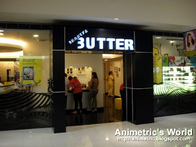 Beauty & Butter at SM Megamall