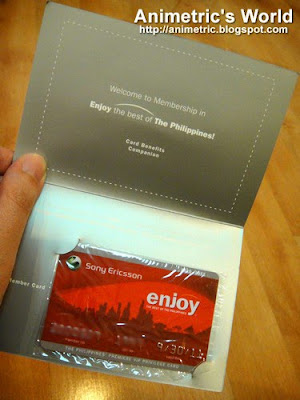 Enjoy Philippines Card