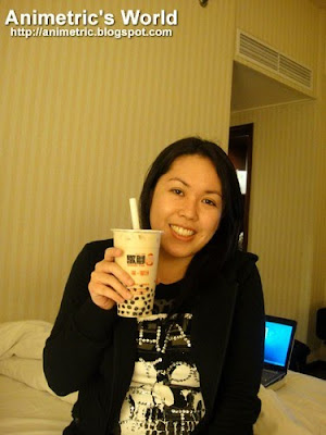 Animetric and Share Tea