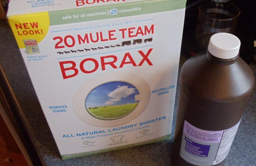 Very nice work, photo of borax hydrogen