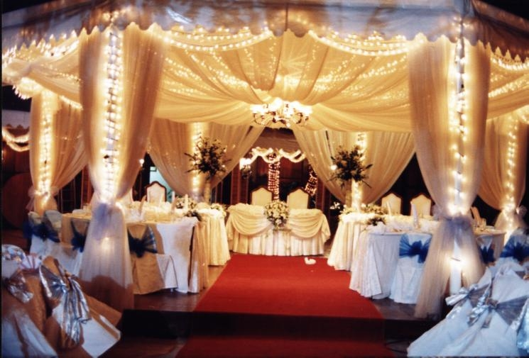 Wedding Reception Areas