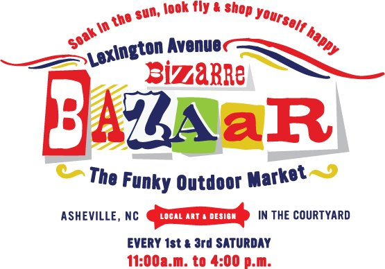 Lexington Bazaar in Asheville