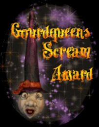 AWARD-Gourdqueen Scream