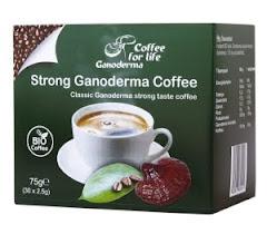Cofee for life Ganoderma CAFEAUA Bio