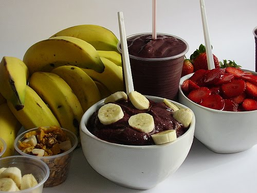 Image result for Açai na tigela food in sao paulo