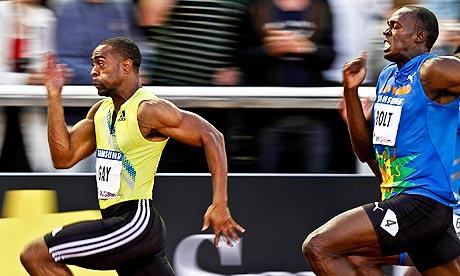 from Javion stockholm 100m bolt gay