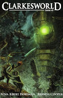 Cover image of Clarkesworld magazine, number 45, June 2010 issue