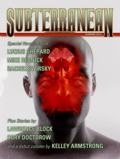 Cover image of Subterranean Online magazine, Summer 2010 issue
