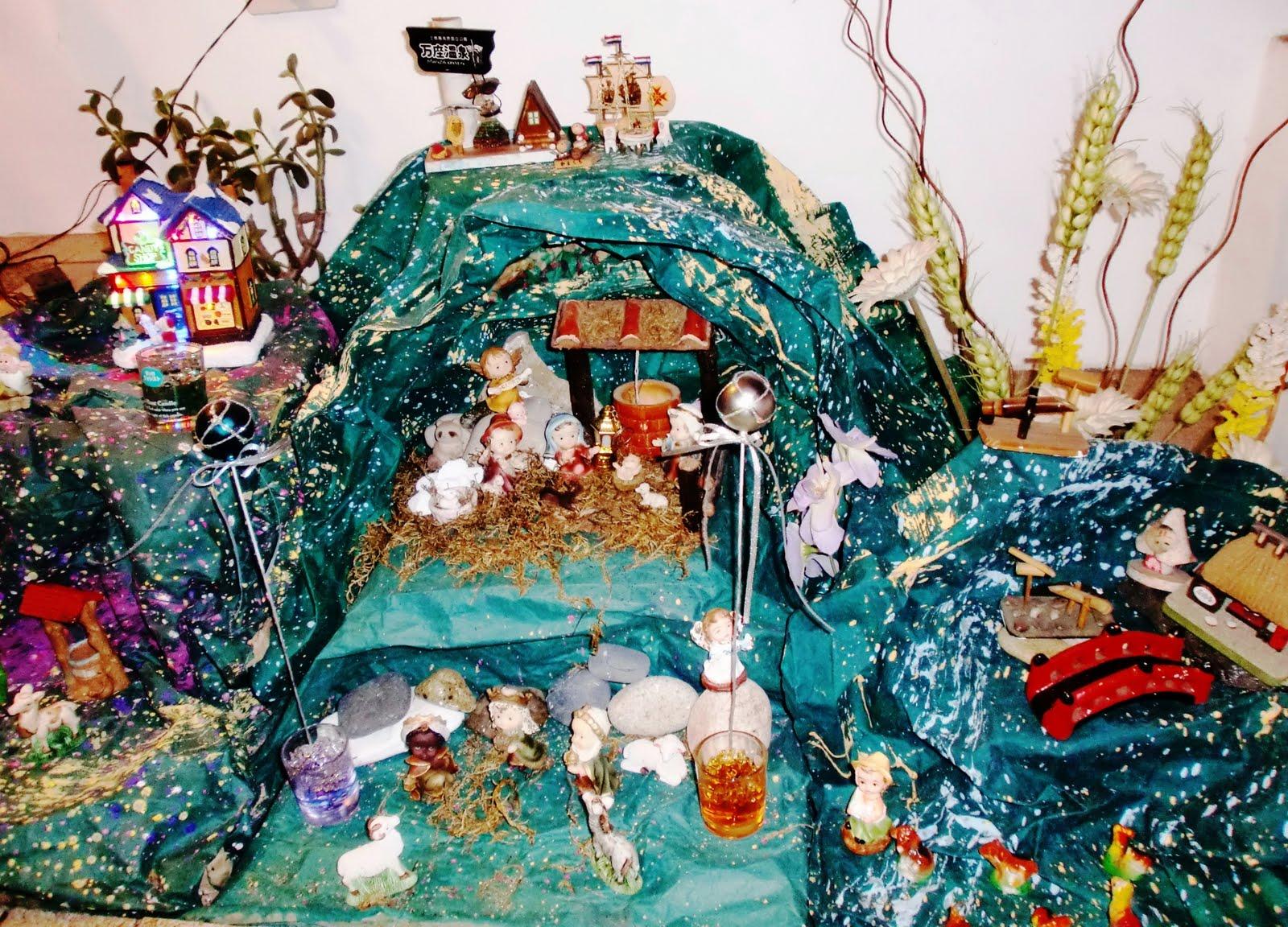 Prensa virtual trujillo navidad que nazca en nuestros corazones - Nacimiento para navidad ...